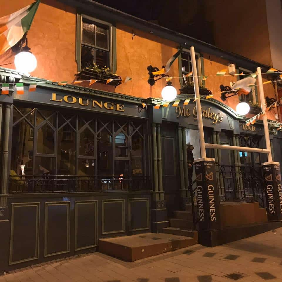 McGinley's Bar is one of the best things to do in Letterkenny.