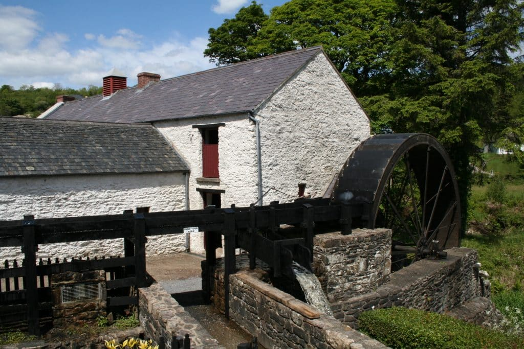 Newmills Corn and Flax Mill is one of the best things to do in Letterkenny.
