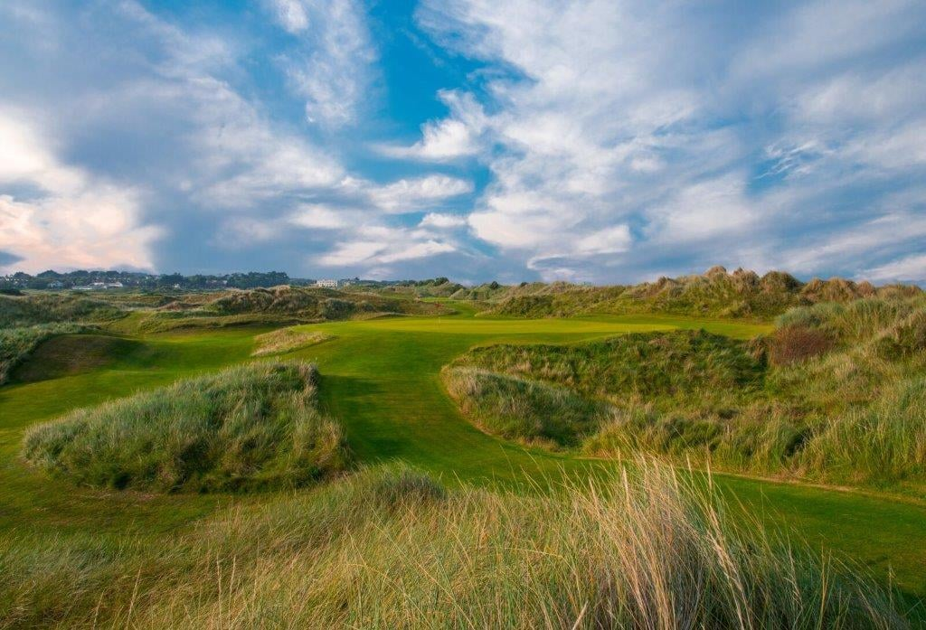 Portmarnock Golf Links is one of the best golf courses in Dublin.