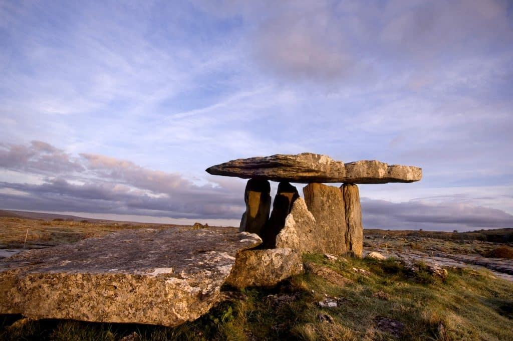 The Burren is a popular atttaction.