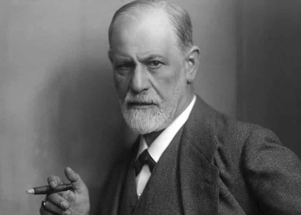 Sigmund Freud said one of the quotes about the Irish by famous people.