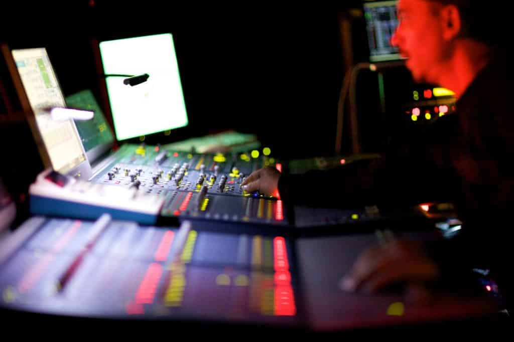 Peter J Devlin has received five nominations for sound mixing.
