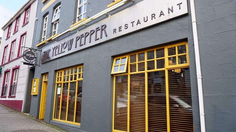 The Yellow Pepper is a must-visit for foodies.
