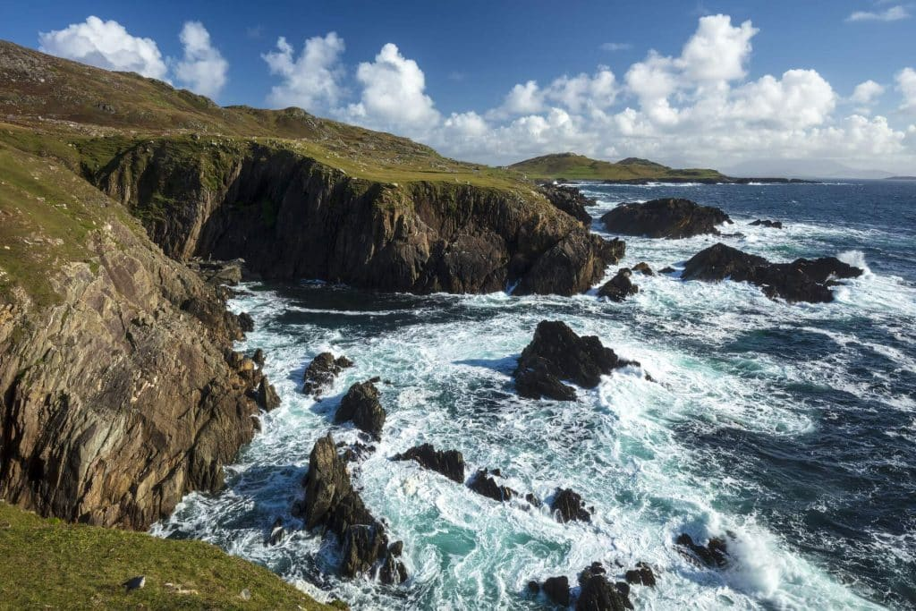 Irish island drive has been named among the best road trips in Europe.