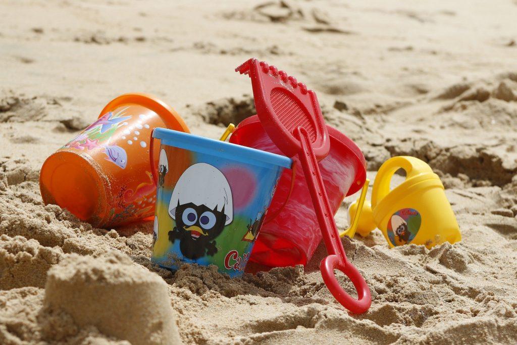 Bring your bucket and spade to Portmarnock Beach.