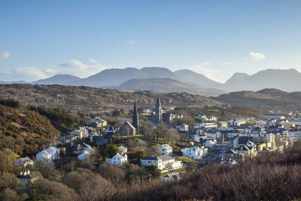 Clifden is a must-visit of lesser-known Ireland.
