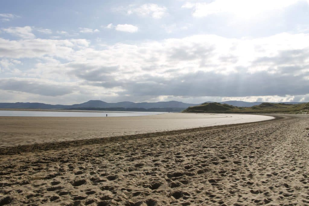Strandhill is one of the best off the beaten path destinations in Ireland.
