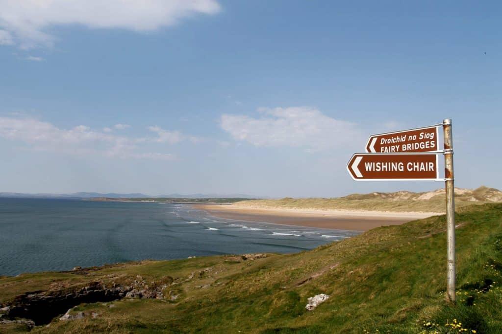 Start your week on Ireland's Surf Coast.