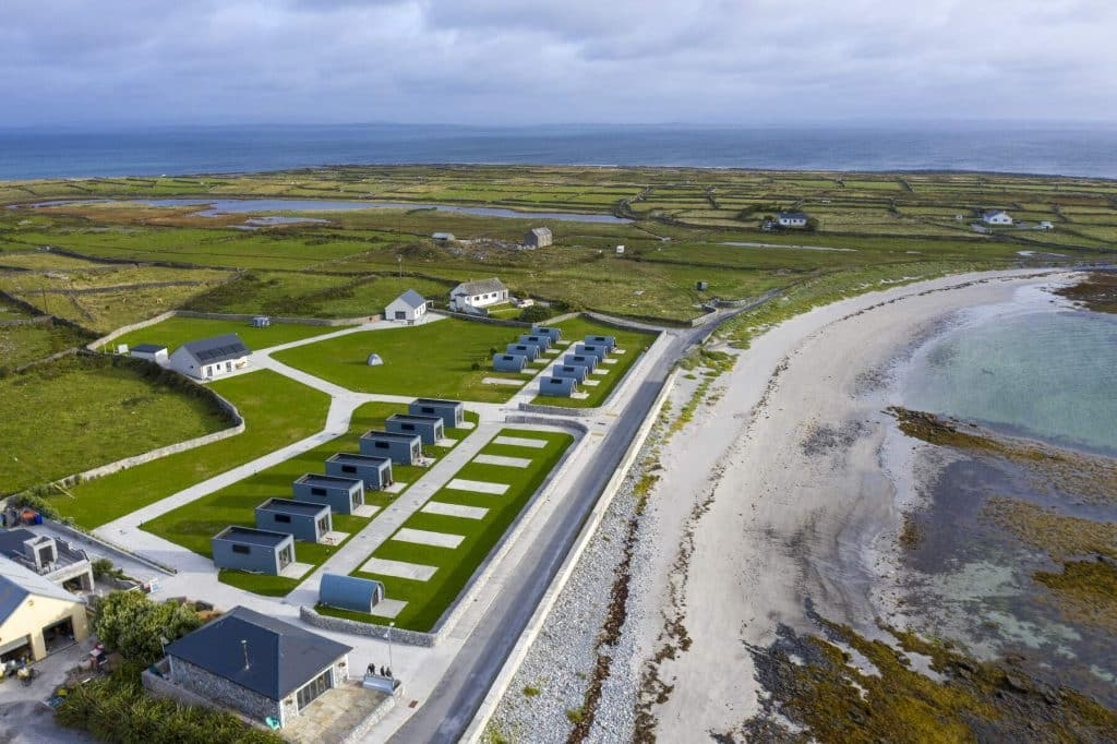 Where to stay in the Aran Islands.