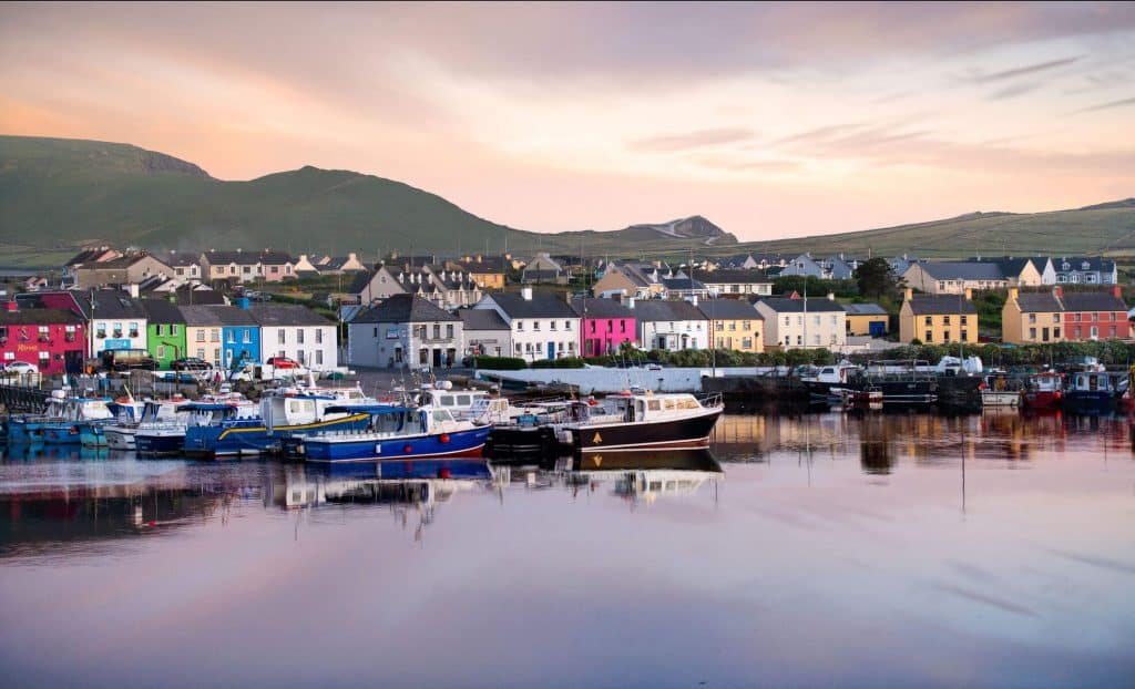 Portmagee is one of the best off the beaten path destinations in Ireland.