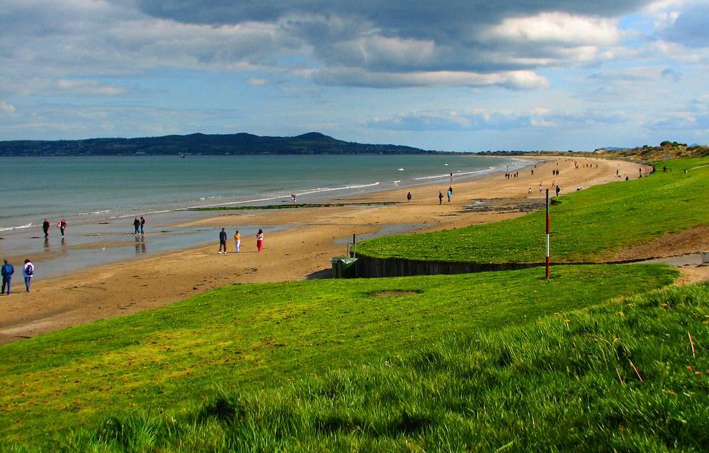 When to visit Portmarnock Beach.