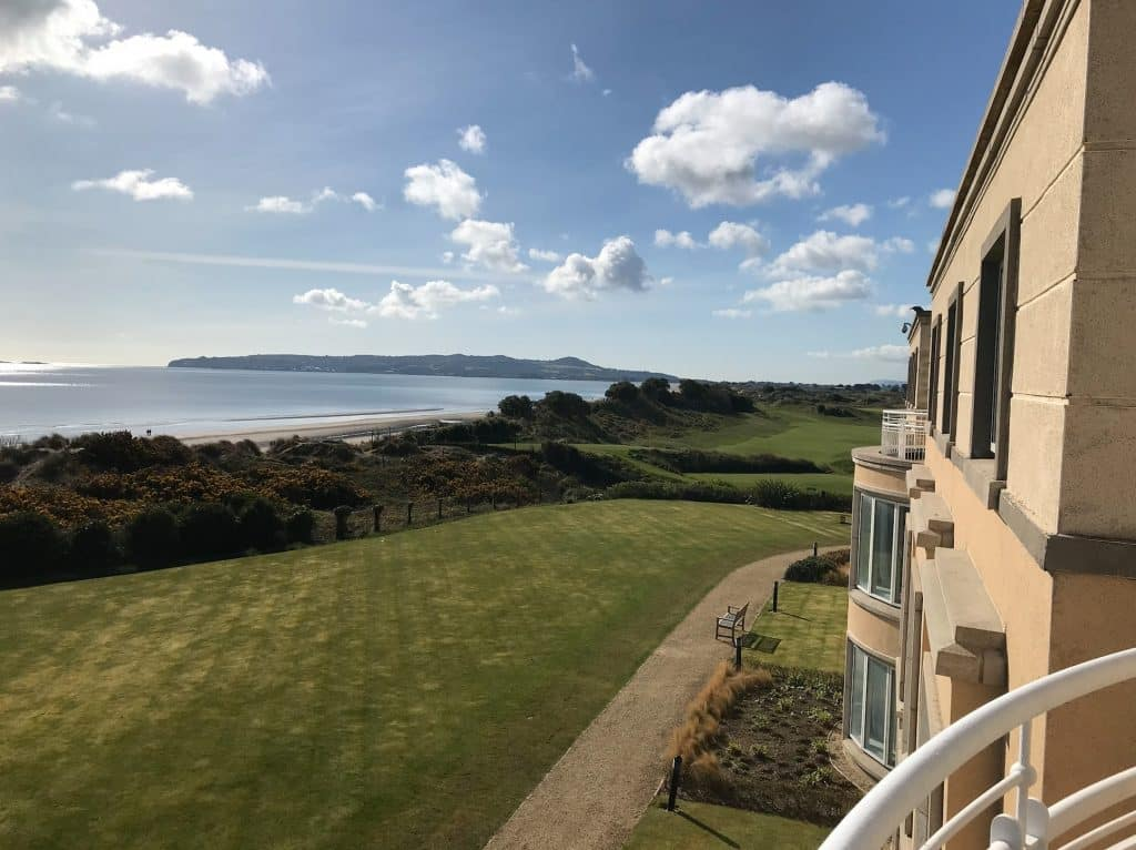 Portmarnock Hotel and Golf Links is a perfect place to stay.