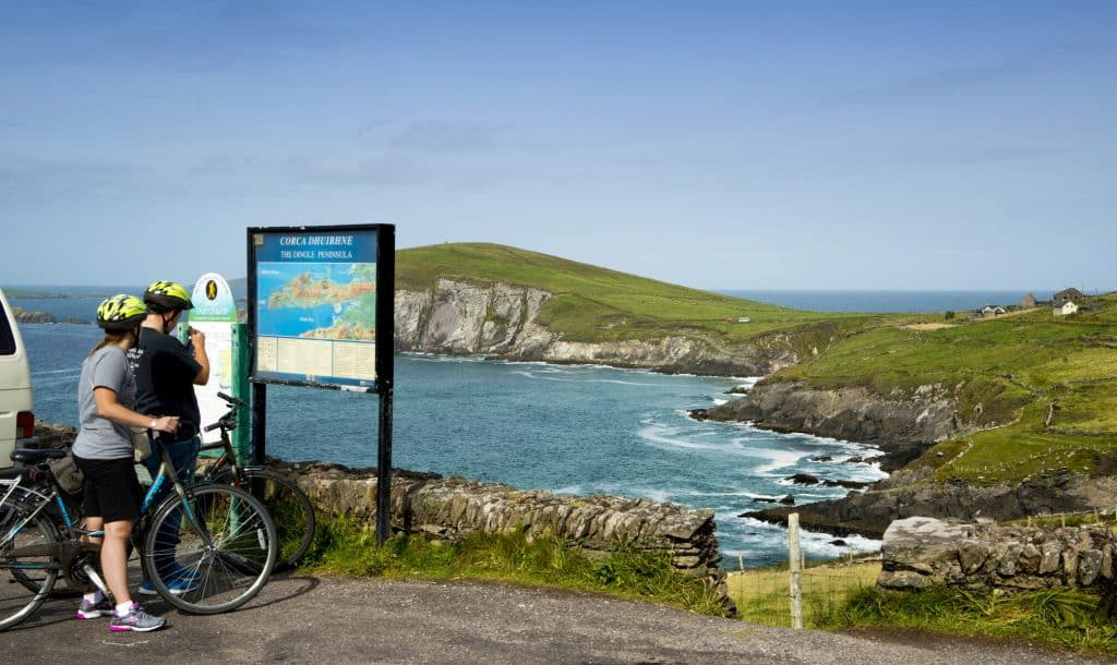 The Dingle Way is perfect for a walk through the Kingdom of Kerry.