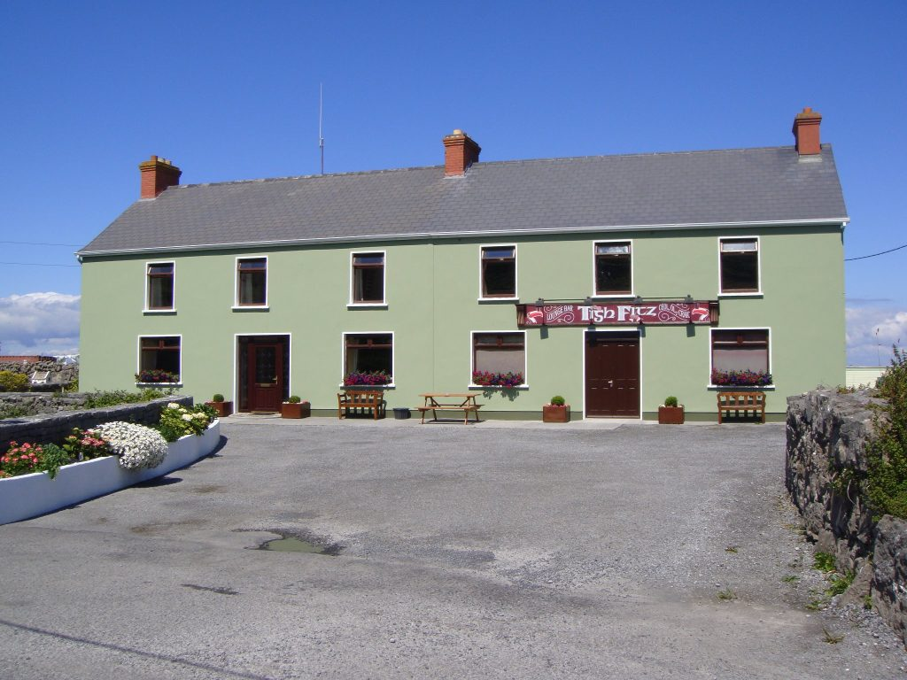 Tigh Fitz is one of the best Aran Islands accommodation.