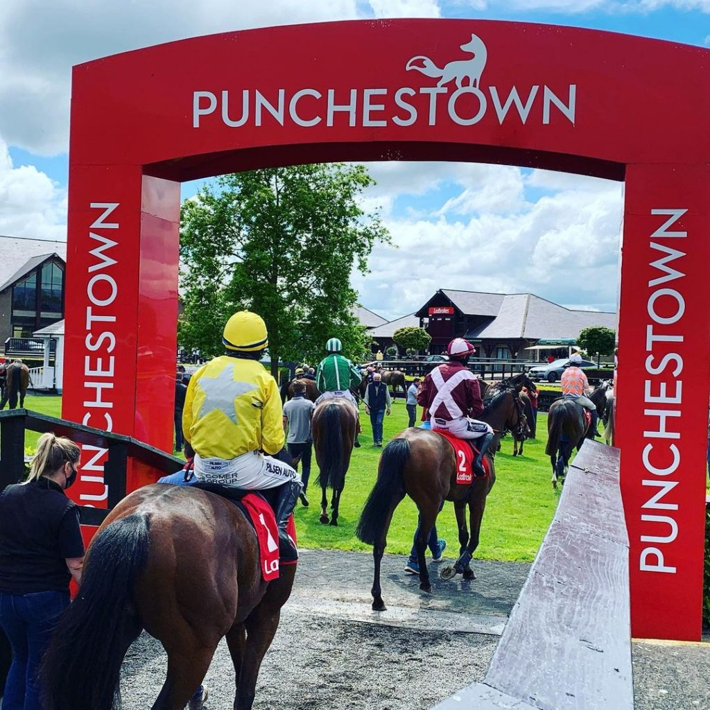 Punchestown Racecourse is the home of Punchestown Festival.
