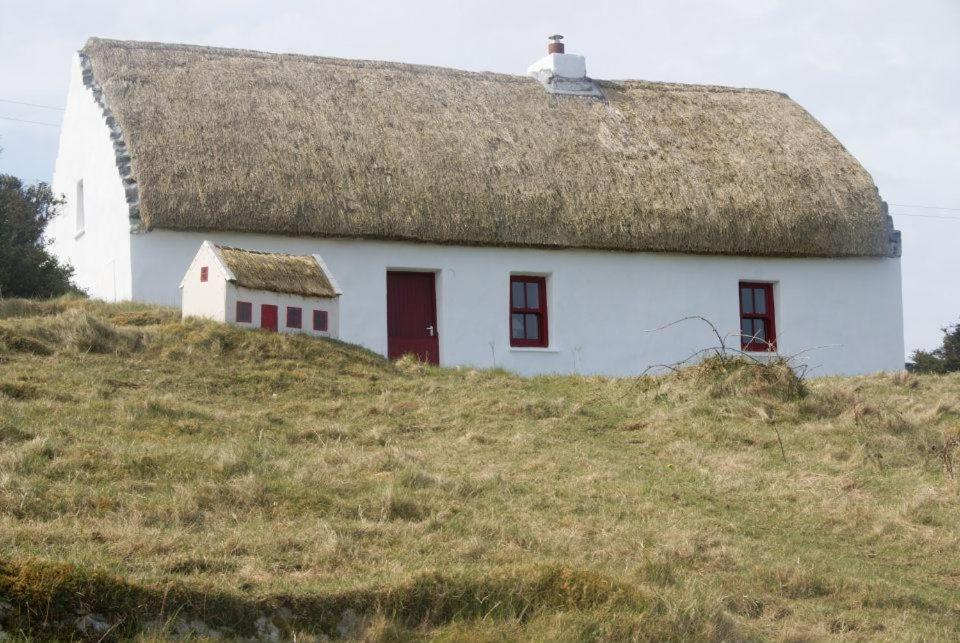 Aran Thatched Cottage is a must.