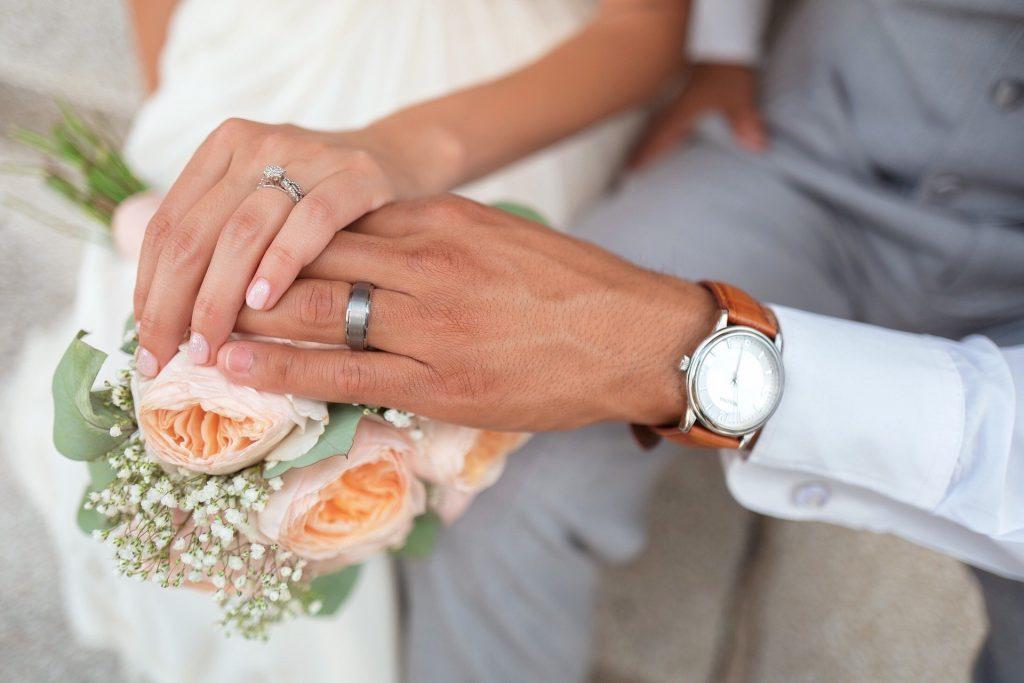 Ireland is one of the top trending wedding destinations.