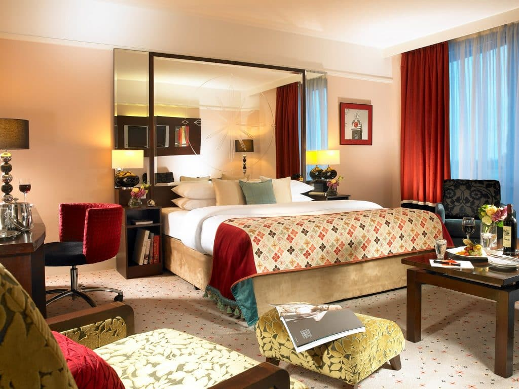 Carlton Hotel Blanchardstown is a must for a spot of shopping.