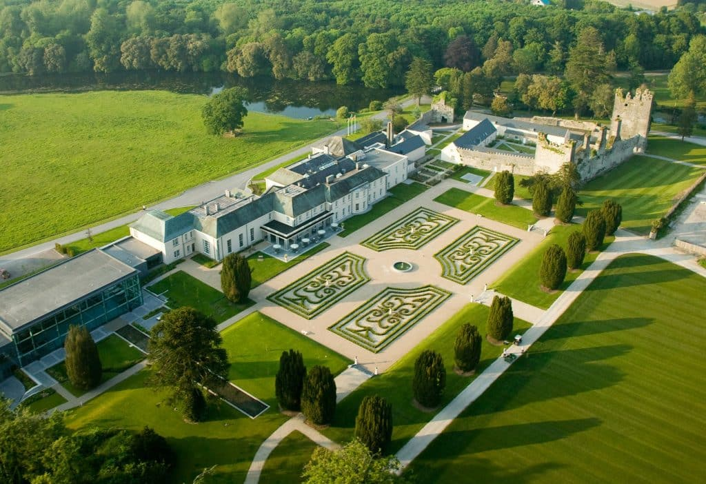 Castlemartyr Resort tops our list of the snazziest 5-star hotels in Cork.