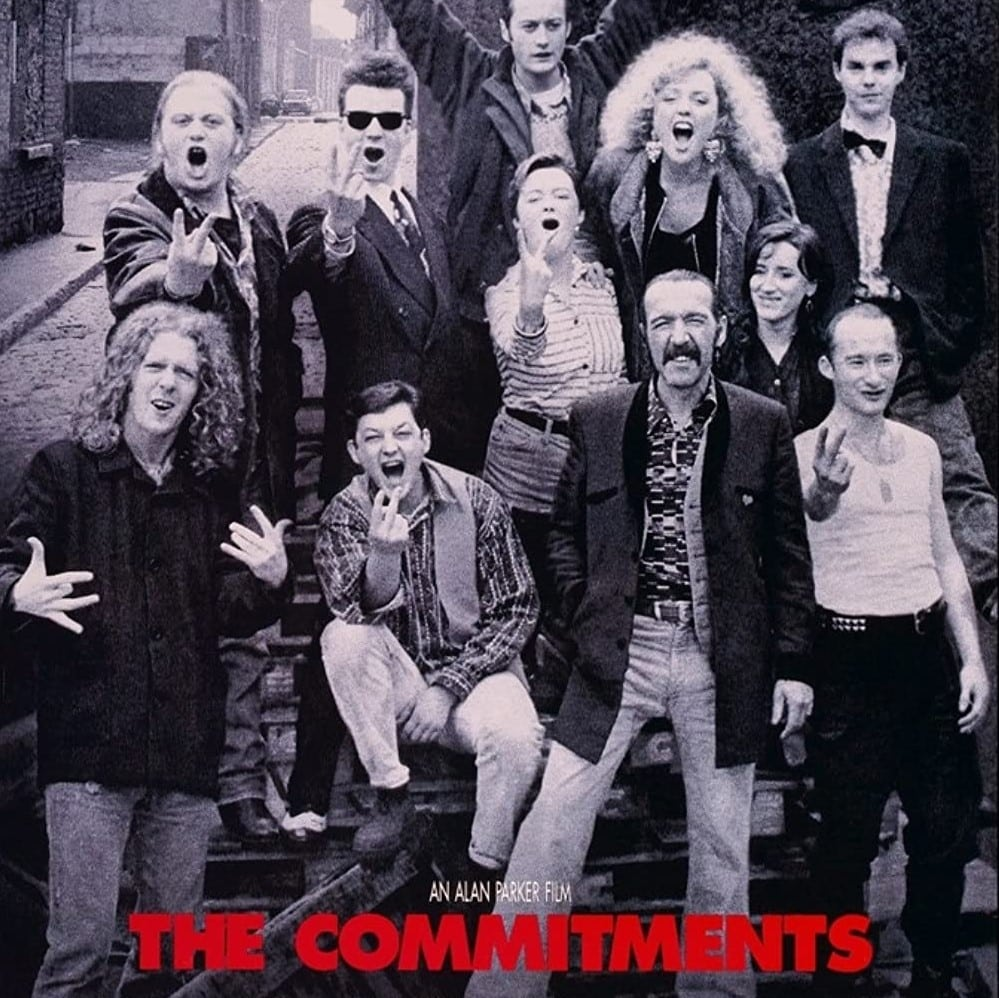 The Commitments is one of the best Irish movies.