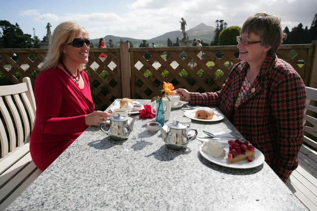 Grab a bite to eat at Avoca Cafe.