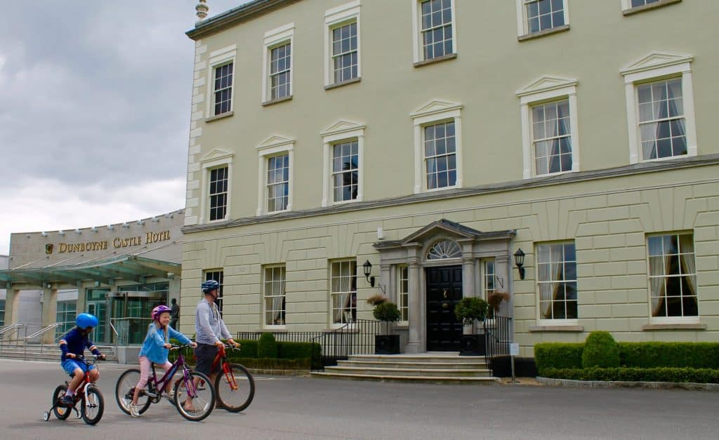 Dunboyne Castle Hotel and Spa is one of the best Tayto Park hotel deals.