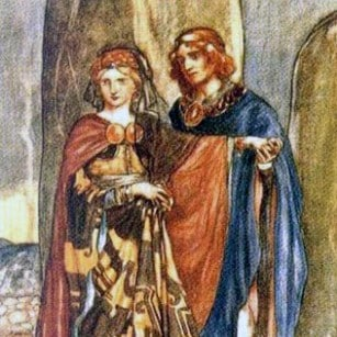 Emer is said to have possessed the six gifts of womanhood.