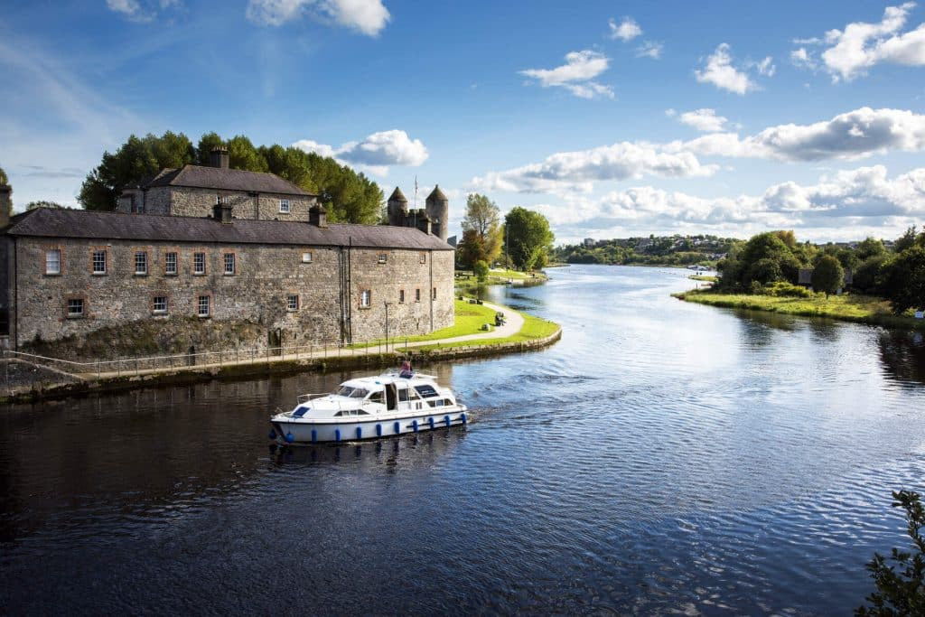 Enniskillen Castle is a must on your Northern Ireland in six days road trip.