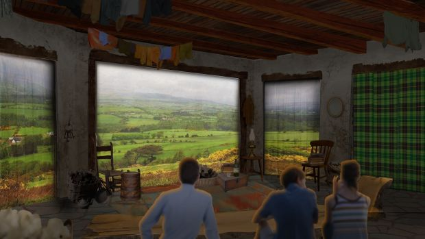 'This is Ireland' will offer visitors an immersive experience.