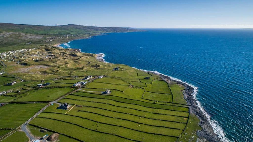 The summer of staycations on the Emerald Isle.