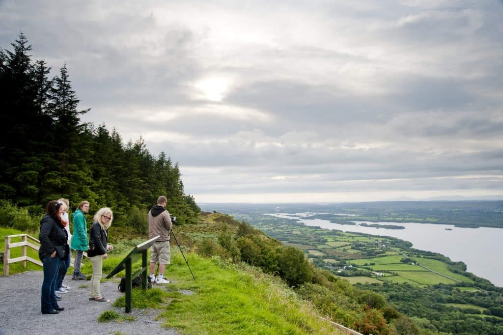 Navar Forest is one of the most scenic drives in Northern Ireland.