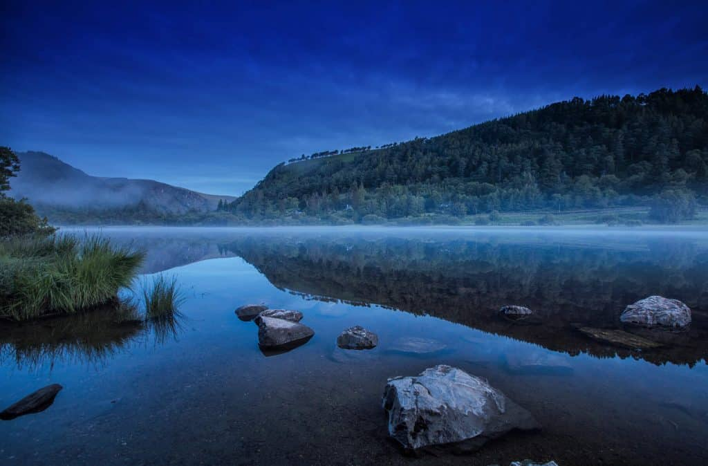 Glendalough tops our list of the most beautiful lakes in Ireland.