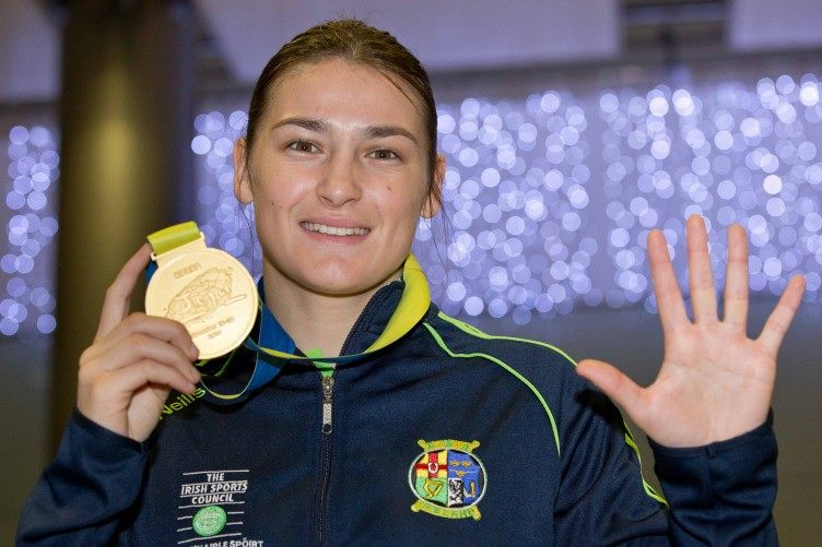 One of the most interesting facts about Katie Taylor is that she was the first Irish woman to win a gold medal at the European Amateur World Championships.