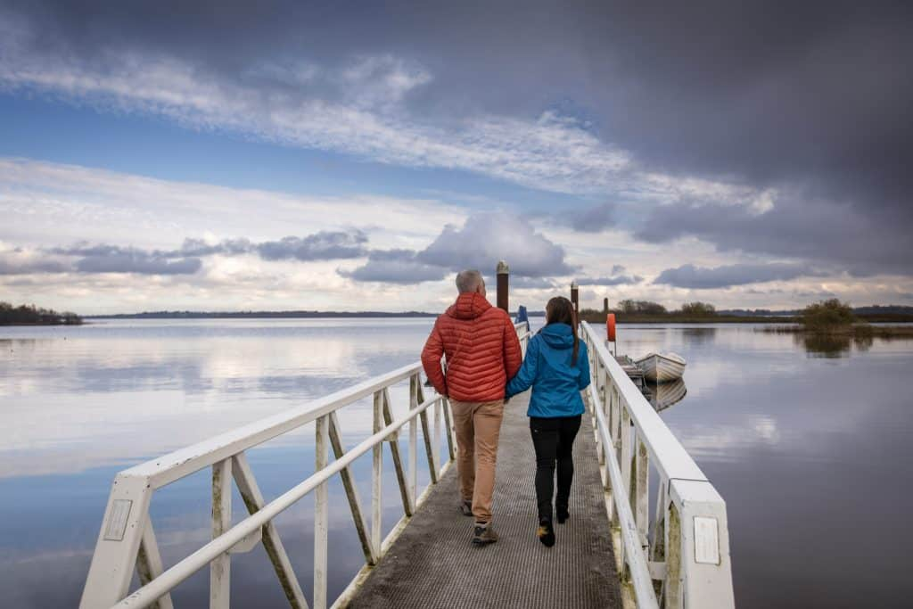 Lough Ree is otherwise known as the 'Lake of Kings'.