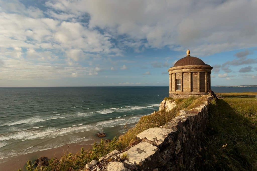 Stop off at Mussenden Temple.