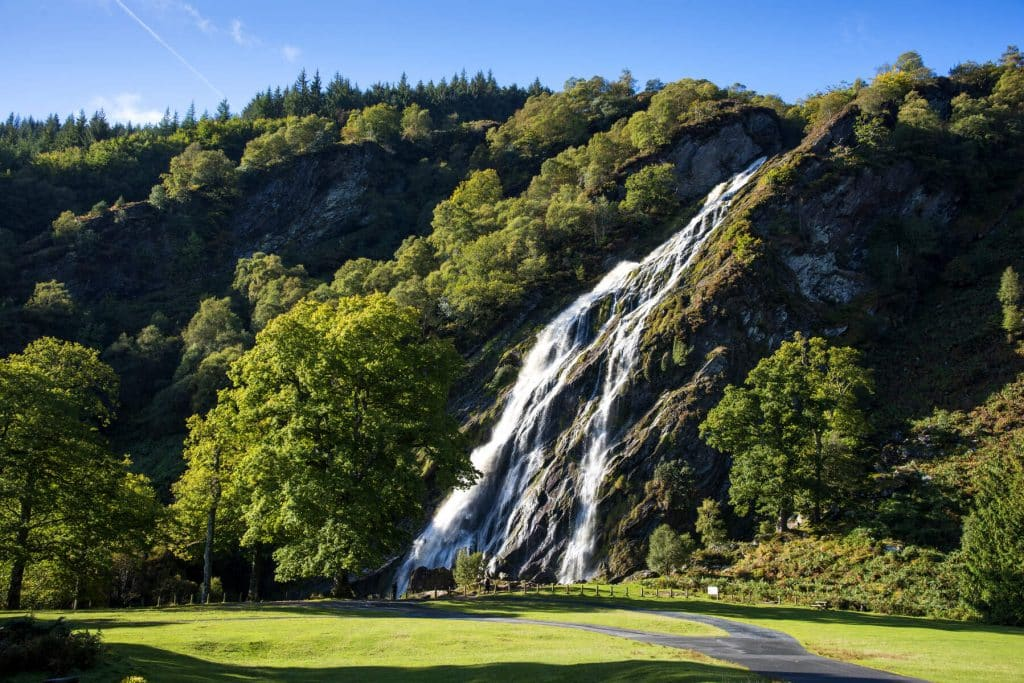 Things to know about Powerscourt Waterfall.