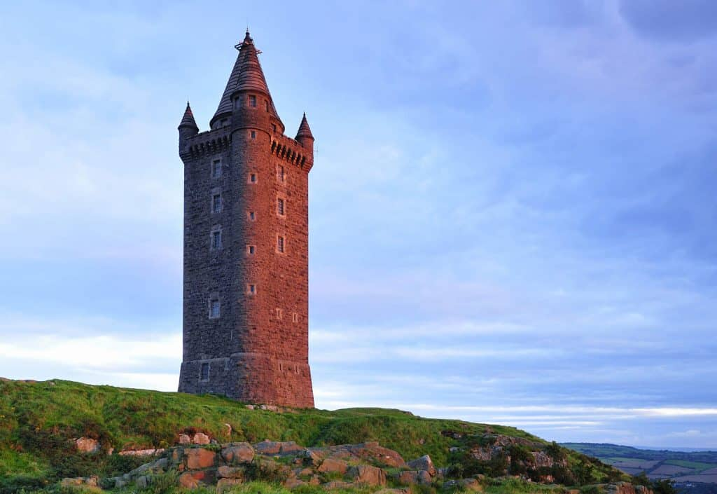 Scrabo Tower.