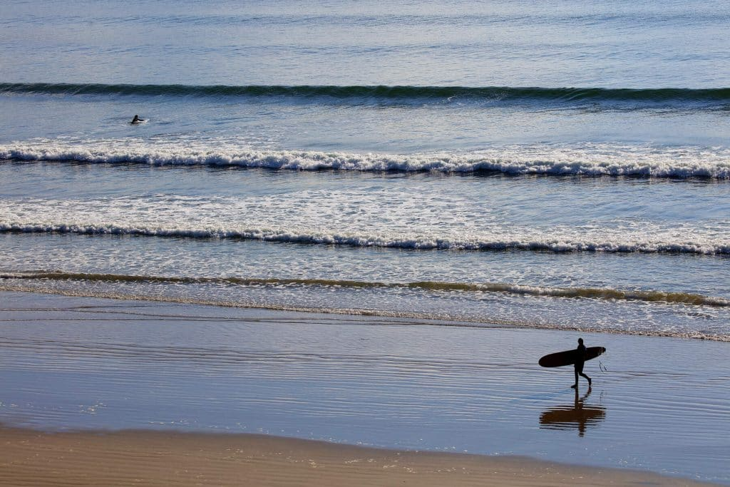 The survey reveals Irish people's favourite staycation destinations, including Inch Beach in County Kerry.