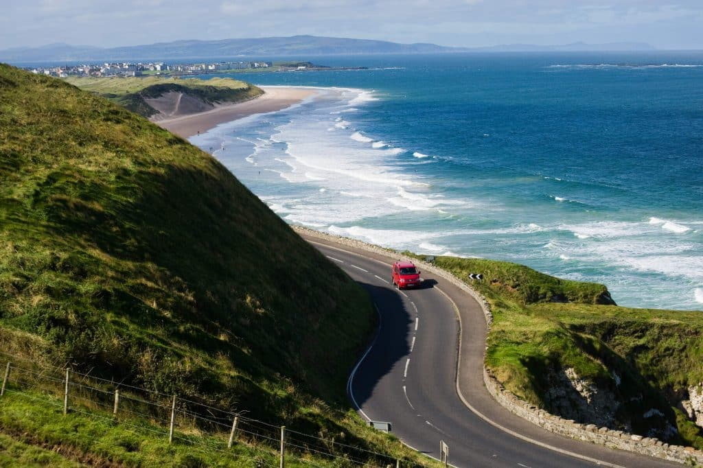 The Causeway Coast tops our list of scenic drives in Northern Ireland.