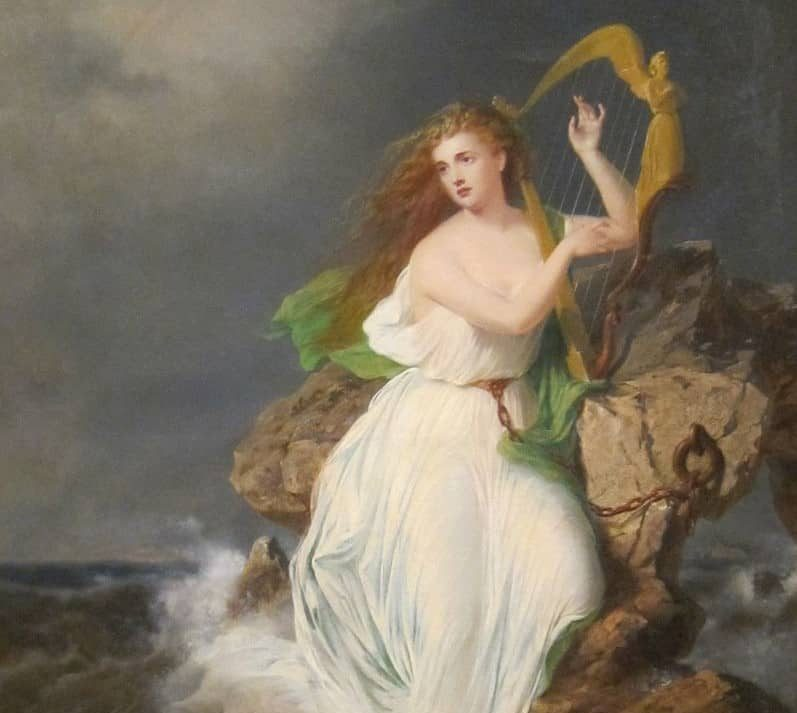 Next up on our list of ancient Celtic gods and goddesses is Eire.