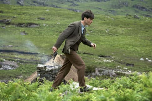 The Wind That Shakes the Barley is one of the best Irish movies.
