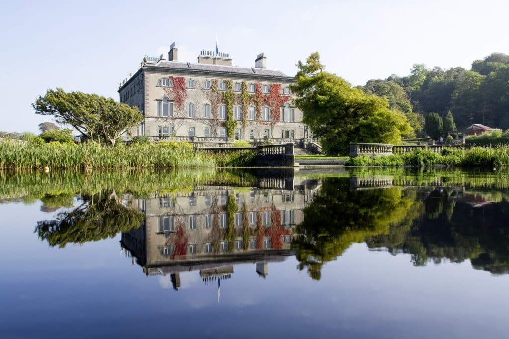 Westport House in County Mayo will receive the largest investment.