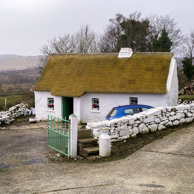Margaret Gallagher's thatched cottage tops our list of hidden gems in County Fermanagh.