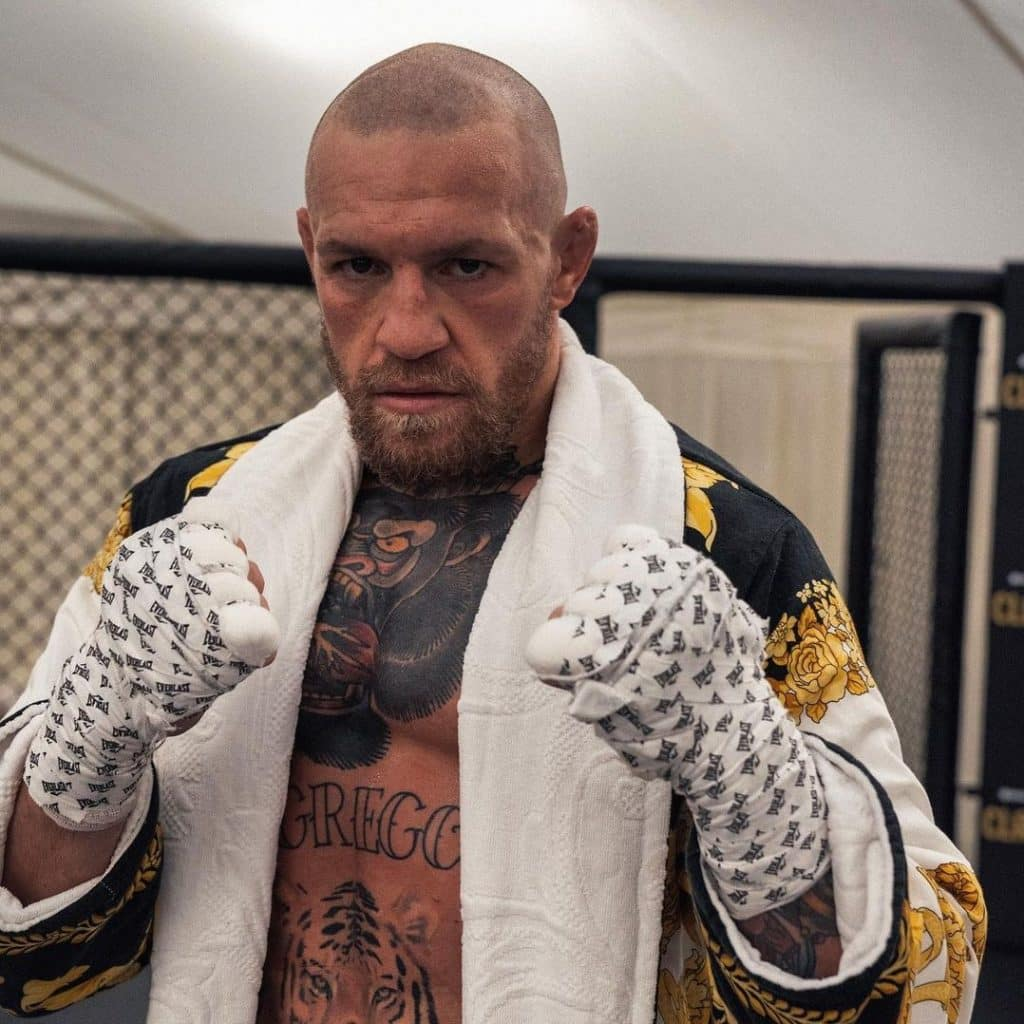 One of the facts about Conor McGregor you never knew is he was the first non-American to hold two world titles.