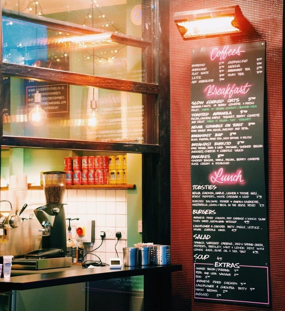 Owned by a couple, this stop offers some of the best coffee in Dublin.