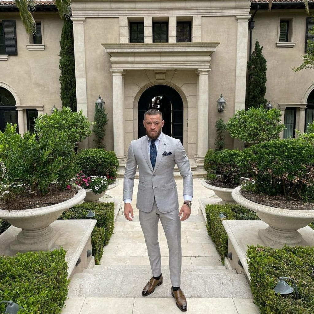 McGregor believes in the Law of Attraction.