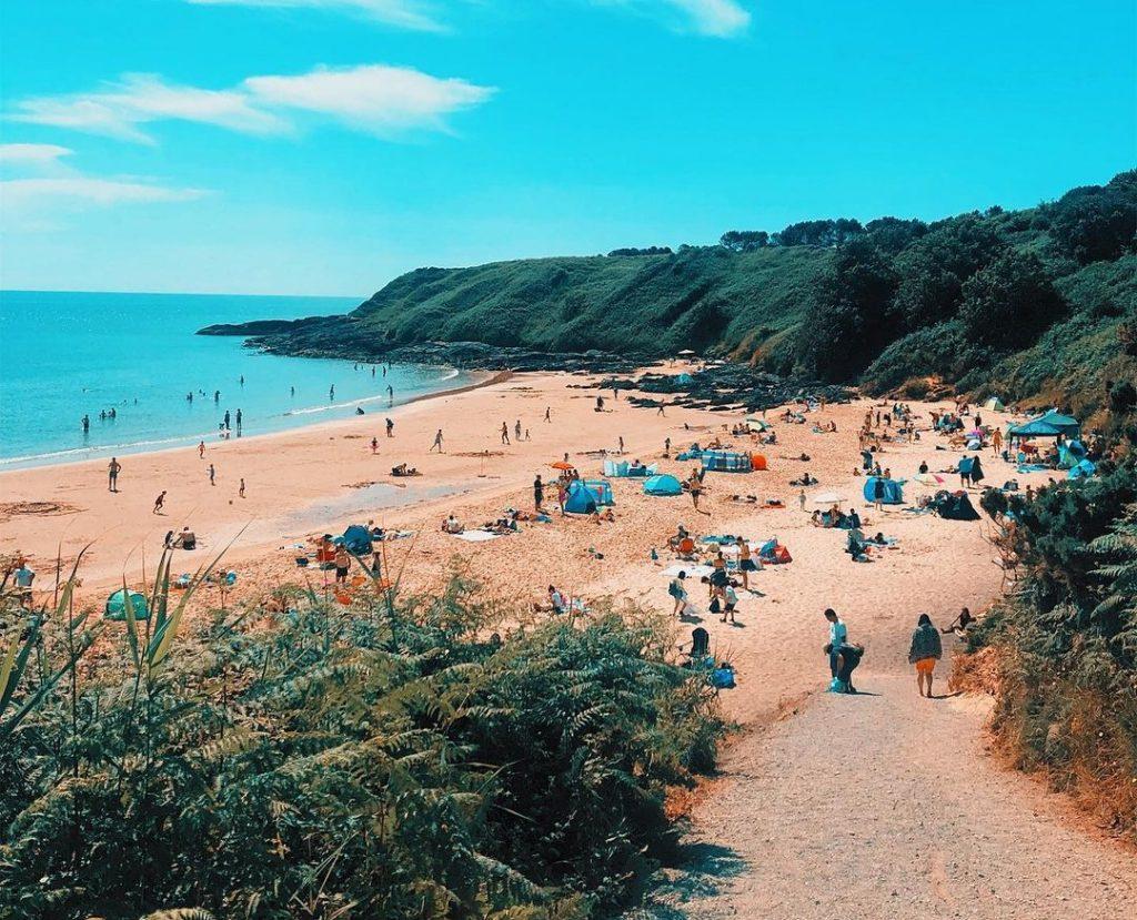 Take a trip to Magheramore Beach before its too late.