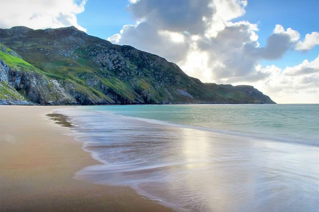 Maghera Beach is a must for adventurers.