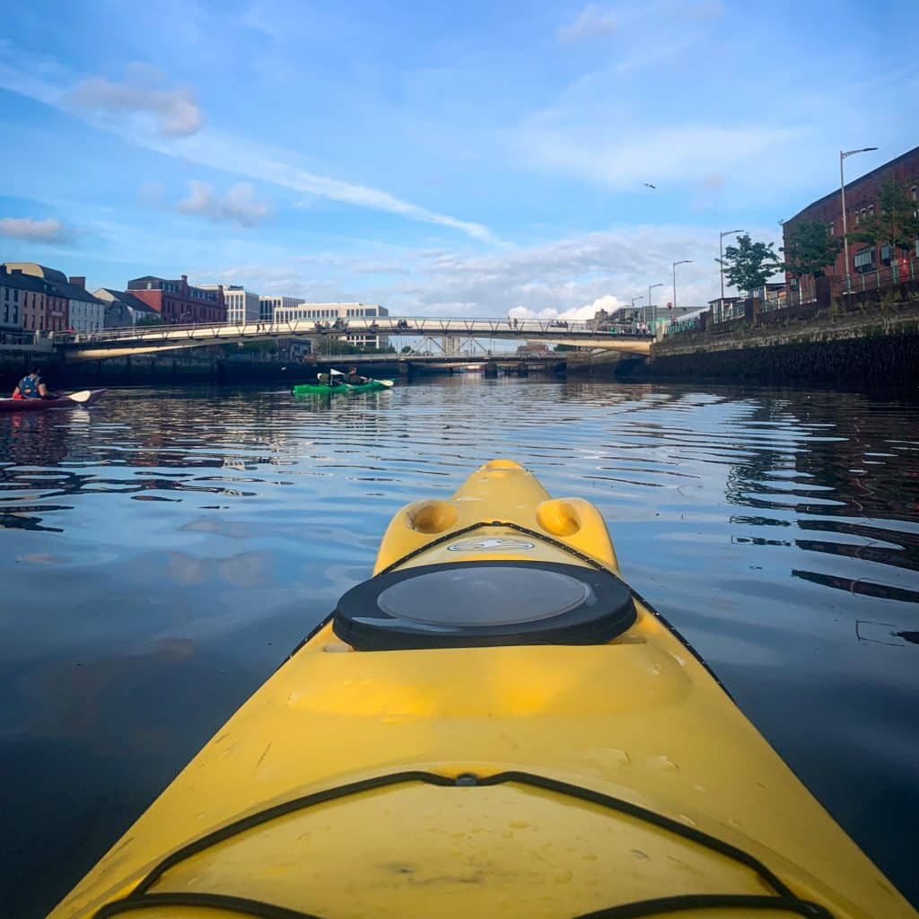 Atlantic Sea Kayaking is one of the best places for watersports in County Cork.