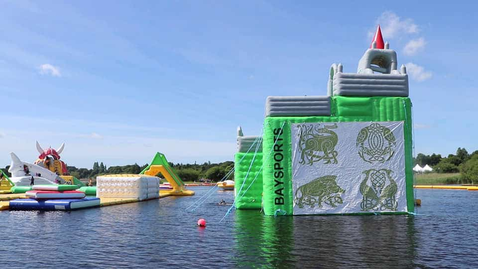 Baysports Waterpark is an award-winning spot.